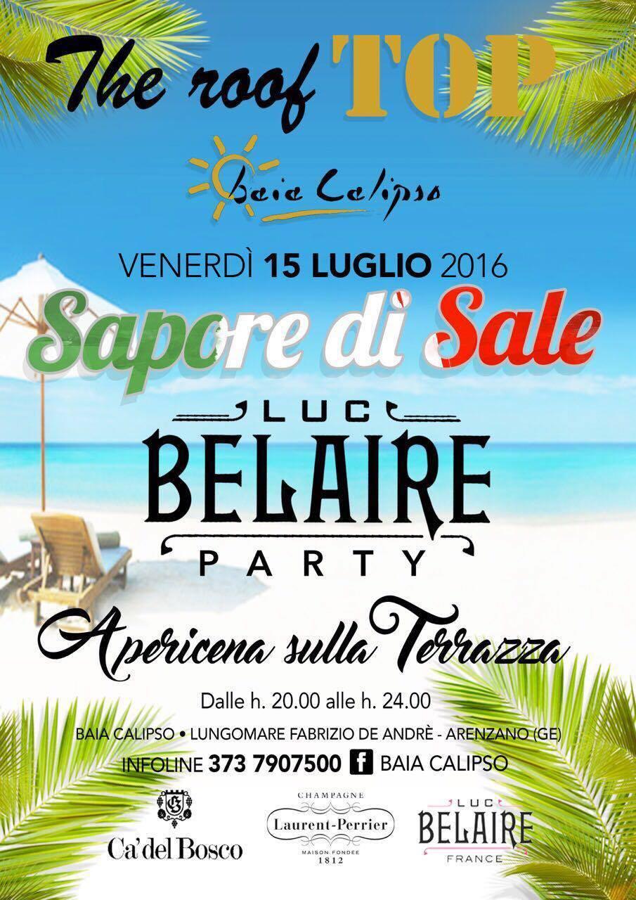2016.07.15 Sapore di Sale Belaire